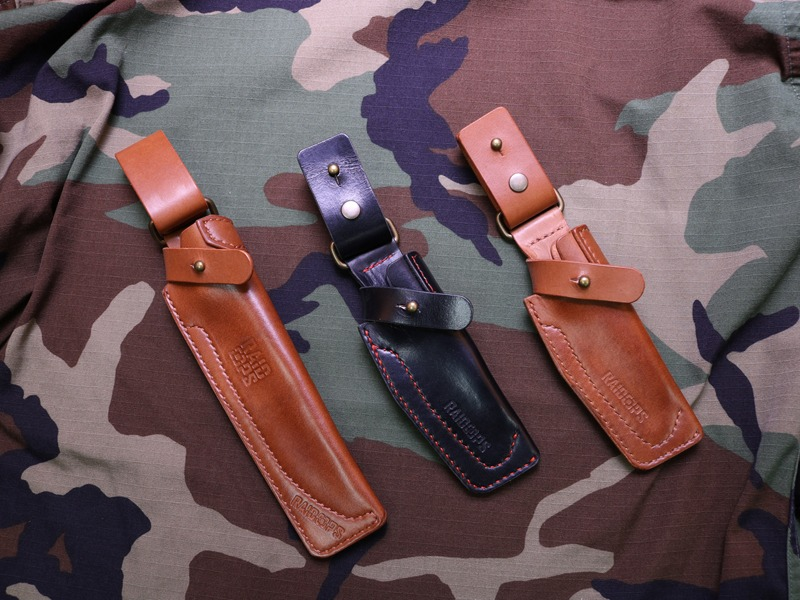 Black tiger, White tiger, LJ6 시리즈 Leather sheath